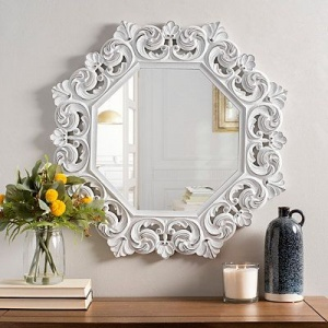 Mẫu khung gương trang trí - VKG 4
